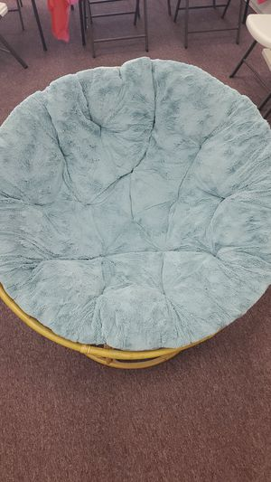 Papasan/ Circle Chair for Sale in Lancaster, CA