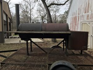 Bbq smoker for Sale in Montgomery, TX