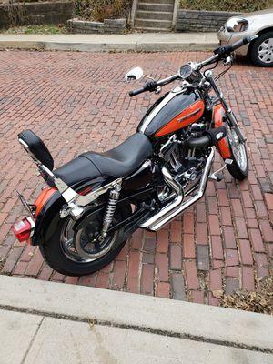 2009 harley Davidson's 1200 custom sportster for Sale in Pittsburgh, PA