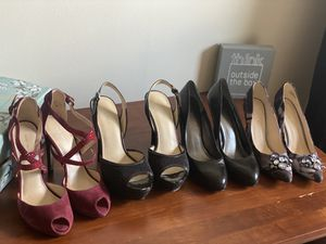 LOT of women's shoes size 8 for Sale in Columbus, OH