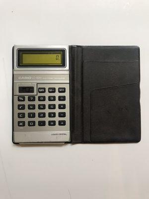 Vintage Casio LC-825 Calculator for Sale in Anchorage, AK