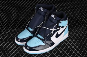 Air Jordan 1 High UNC Patent Leather Mens Spring Sneakers for Sale in Dover, DE