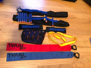 Nerf gun accessories for Sale in Roselle, IL