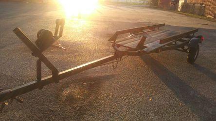 Small steel boat trailer for Sale in Apopka,  FL
