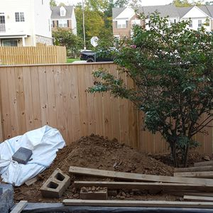 Free soil, fill dirt. Part top soil mixed with some sandy soil. for Sale in Woodbridge, VA