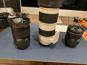 Canon EF Lenses for Sale in Beverly Hills, CA