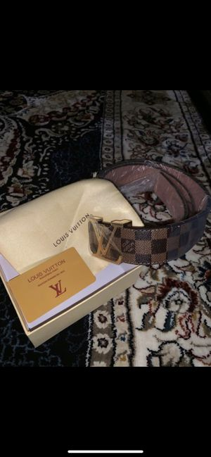 Brand New Louis Vuitton Belt for Sale in Columbus, OH