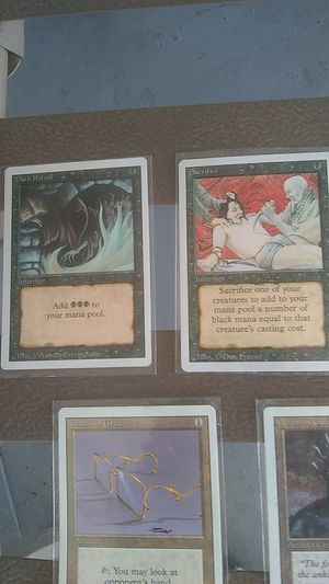 9,Vintage, magic the gathering for Sale in Youngtown, AZ