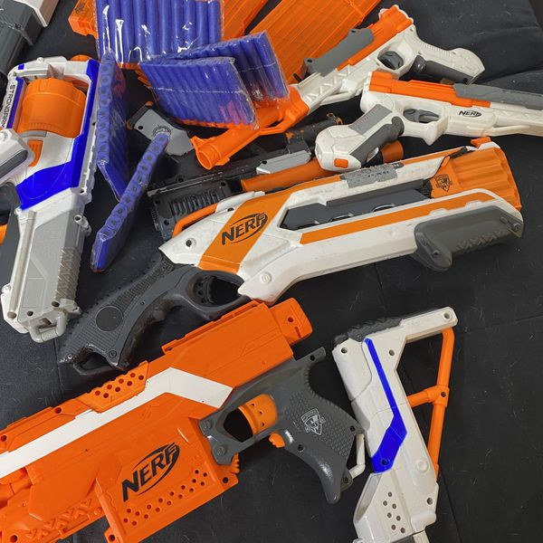 COMPLETE NERF COLLECTION
