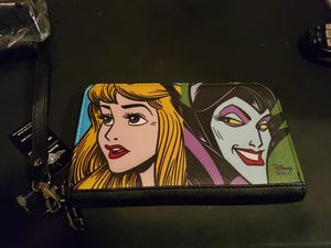 Villian and Sleeping beauty wallet for Sale in Anaheim, CA