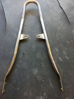 KG vintage Honda Motorcycle backrest/sissy bar for Sale in Los Angeles, CA