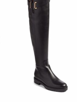 Valentino Caravani Over The Knee Leather Boots 37.5 for Sale in Huntingdon Valley,  PA