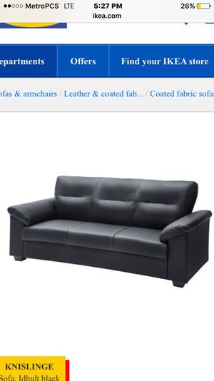IKEA Couch for Sale in Brentwood, MD