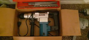 Mikita Roto Hammer Drill with Bits. Like New! for Sale in Richland, WA