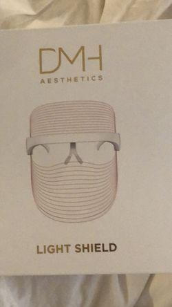 DMH Aesthetics Light Shield LED Therapy Mask for Sale in Austin,  TX