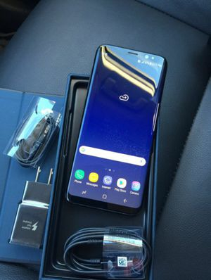 Samsung Galaxy S8, Factory Unlocked, Excellent Condition..As like New. for Sale in Springfield, VA