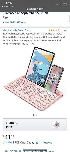 Bluetooth Keyboard for Sale in Long Beach, CA