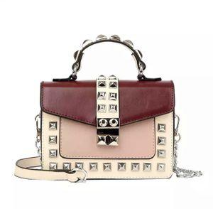 Vintage Rivet Small Square Bag Crossbody Bags for Sale in Atlanta, GA