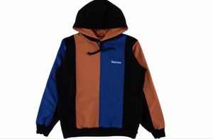 Supreme Blue Tricolor Hooded Sweatshirt for Sale in Dayton, OR