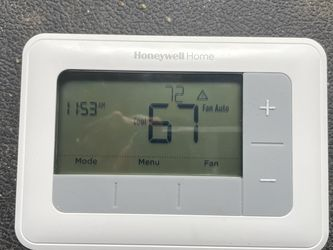 Thermostat For Central AC - Honeywell for Sale in Whittier,  CA