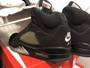 Jordan retro 5 for Sale in Henderson, NV
