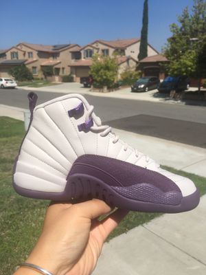Jordan 12 Retro Desert Sand (Youth) for Sale in Chino, CA
