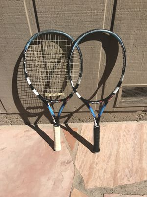 Tennis racket Babolat Pure Drive Team tennis racquet for Sale in Moraga, CA