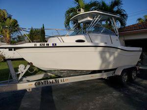 Striper 21ft sport fishing boat for Sale in Boca Raton, FL