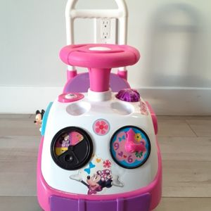 Minnie mouse Push Car For Toddlers for Sale in Phoenix, AZ