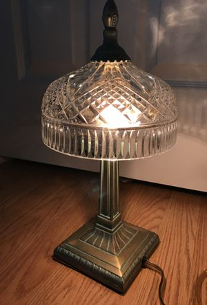 Waterford Crystal lamp, Beaumont pattern for Sale in Cedar Park, TX