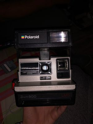 Polaroid camera for Sale in Philadelphia, PA