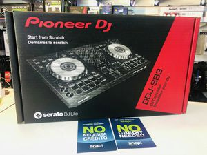 Pioneer dj ddj-sb3 on sale today for 230 each today only for Sale in Huntington Park, CA