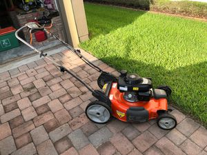 Husqvarna Lawn Mower with Front Wheel Drive Assist for Sale in Orlando, FL
