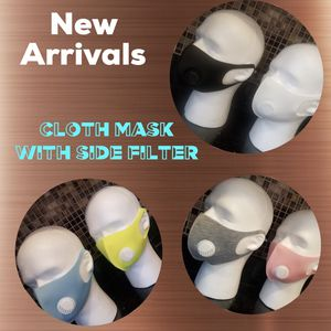 Cloth mask with side filter for Sale in Dearborn, MI