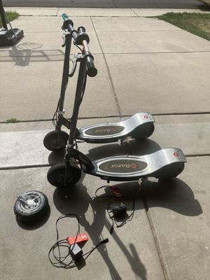 2 x Razor E300's for Sale in Castle Rock, CO