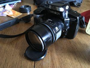 Minolta Maxxim 5000i FILM camera for Sale in Columbus, OH