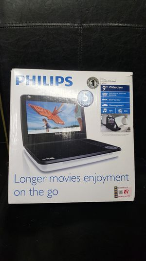 Philips DVD,CD player for Sale in Brooklyn, NY