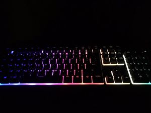 Gaming keyboard and mouse for Sale in Bayview, TX