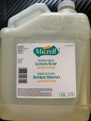 Antibacterial Hand soap (gallon) for Sale in Inglewood, CA