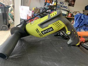 Ryobi Hammer drill New! for Sale in Kansas City, MO