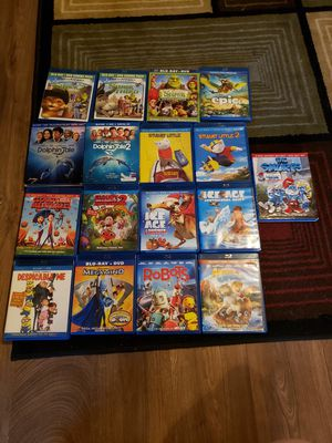 17 kid movies for Sale in Glocester, RI