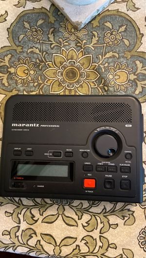 CD Recorder Marantz CDR310 for Sale in Santa Clarita, CA