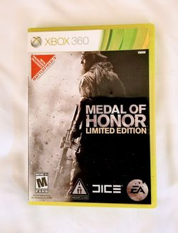 Medal Of Honor - Limited Edition for Sale in Oxnard, CA