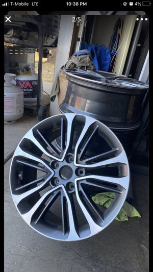 18s 5x114.3 $400 with michellin as3 (225/45/18) on each rim. for Sale in San Diego, CA
