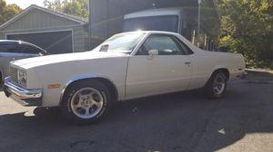1982 Chevrolet ElCamino for Sale in Morton, IL