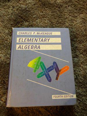 Elementary Algebra for Sale in Garden Grove, CA