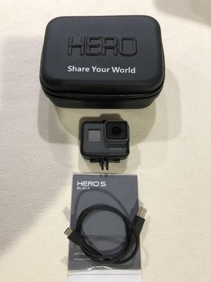 Go Pro Hero 5 black for Sale in US
