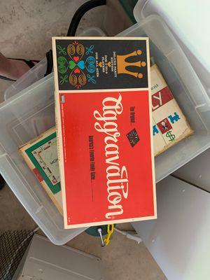 Vintage Aggravation Board Game for Sale in El Cajon, CA