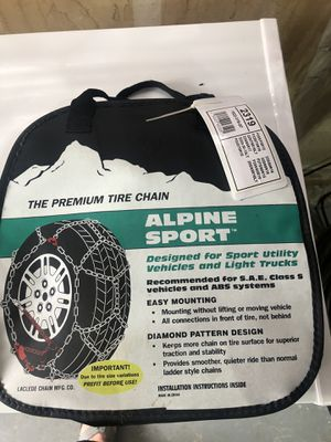 Tire chains for Sale in Gig Harbor, WA