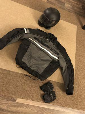 Harley Davidson jacket and helmet for Sale in Atlanta, GA